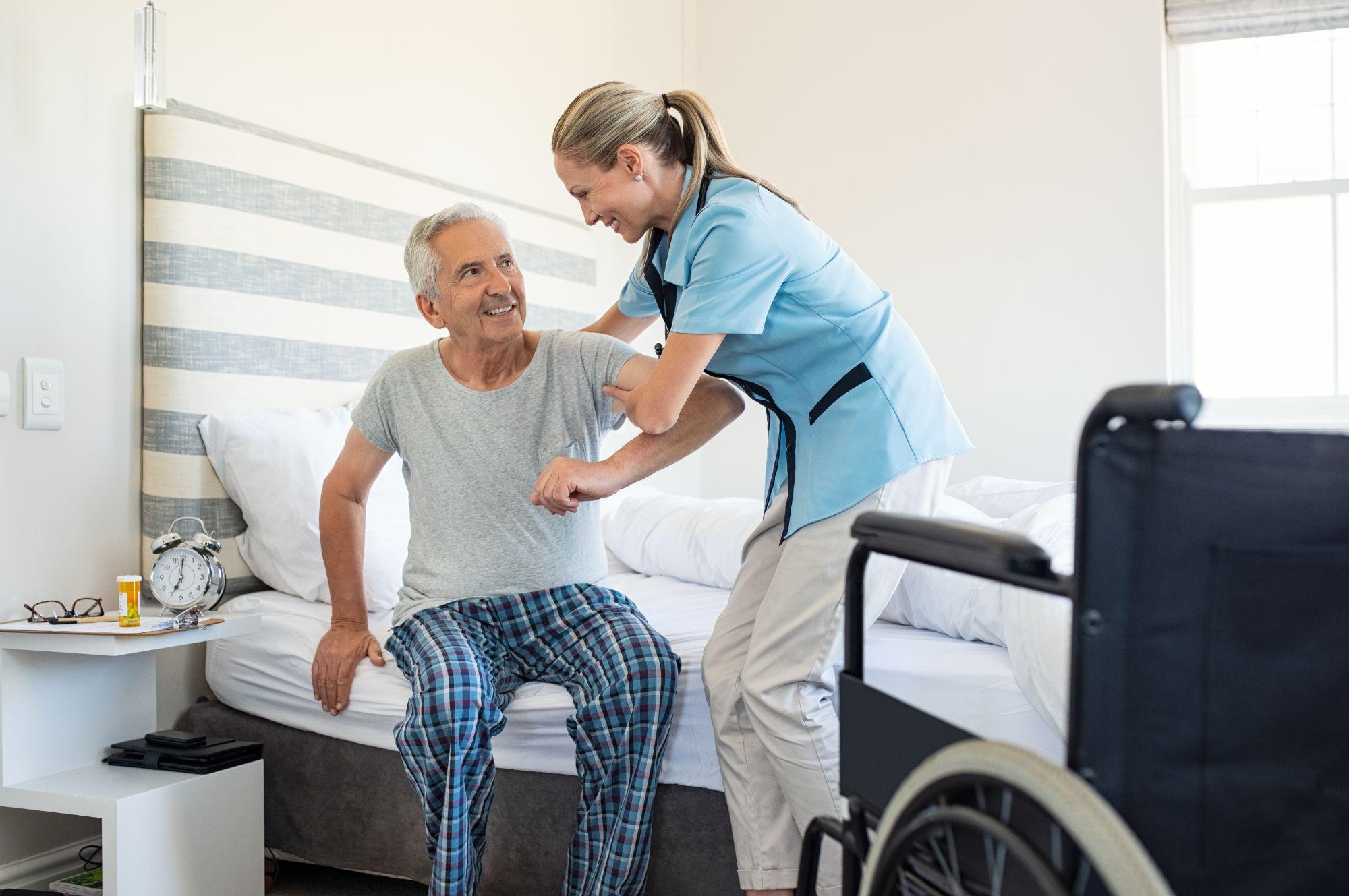 Hébergement pour personnes âgées