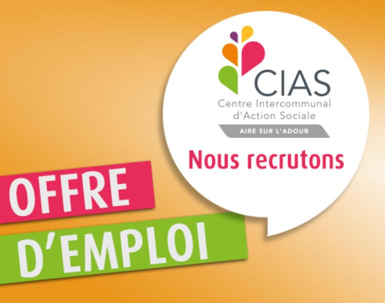 Offre d'emploi CIAS