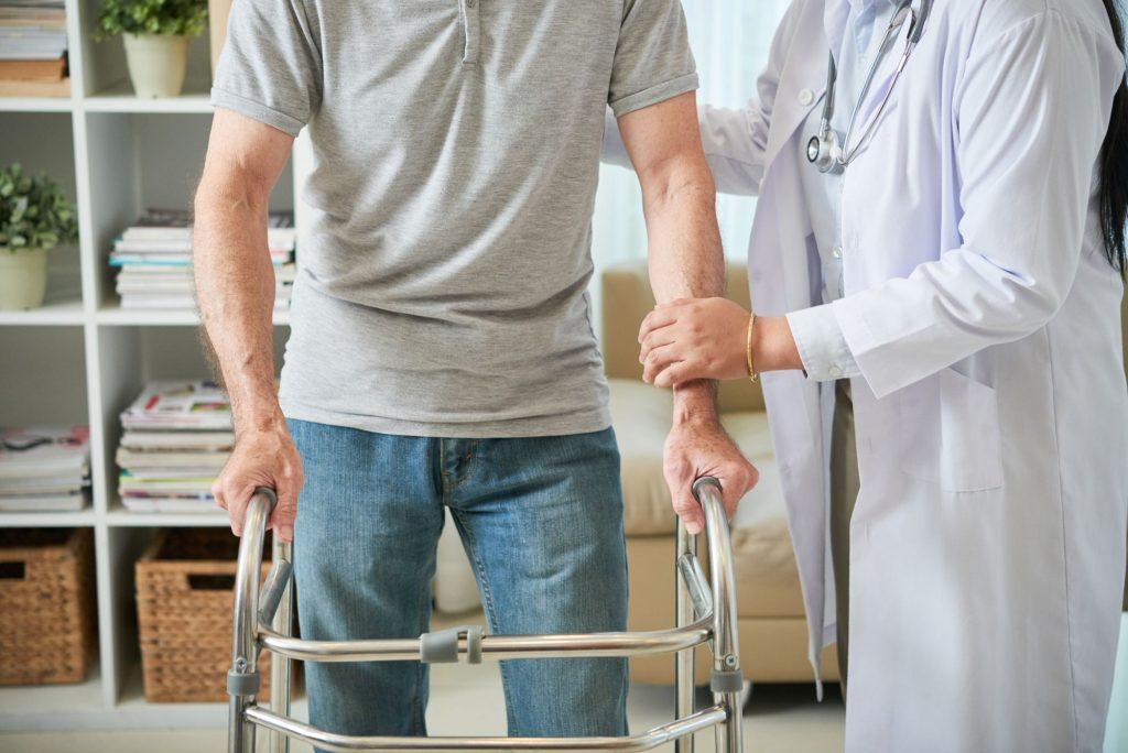 soin infirmier à domicile